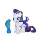 My Little Pony - A5624 - Poupée - Poney Rarity - Cheveux Long - Rainbow Power