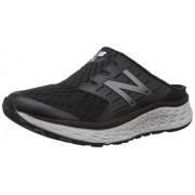 New Balance Women's 900v1 Fresh Foam Walking Shoe, black, 6.5 B US