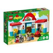 GRAJDUL PONEILOR - LEGO (10868)