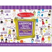 Colectia de abtibilduri Parada de moda Melissa and Doug