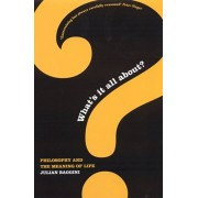 What's It All About?. Philosophy And The Meaning Of Life, Paperback/Julian Baggini