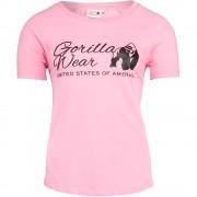 Gorilla Wear Lodi T-shirt - Light Pink - L