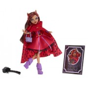 Mattel Monster High Scarily Ever After Doll Little Dead Riding Wolf (Clawdeen Wolf)