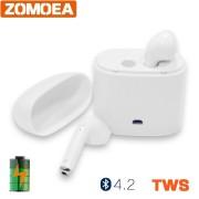 ZOMOEA Draadloze Oortelefoon Hoofdtelefoon Hybrid pro hd Bluetooth headset fit voor iPhone xiaomi Hoofdtelefoon oordopjes voor xiaomi - Goud geen accu