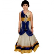 KIDZ GIRLS ETHNIC GOWNS FOR AGE OF 5 TO 12 YEARS AND ABOVE