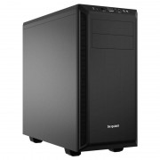 Be Quiet! Pure Base 600 Midi-Tower Negro carcasa de ordenador