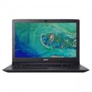 Лаптоп, Acer Aspire 3, A315-33-18N4, Intel E8000 Quad-Core (up to 2.00GHz, 2MB), 15.6 инча HD (1366x768) Anti-Glare, HD Cam, NX.GY3EX.071