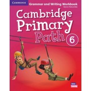 Cambridge Primary Path Level 6 Grammar and Writing Workbook par Holcombe & Garan
