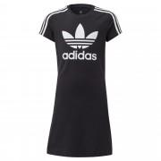 Adidas ORIGINALS Sukienka Biały / Czarny 128,146,152,158,164