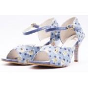 hi heel Women Sky Blue Heels