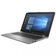 "Лаптоп HP 250 G6 (4LT12EA), сребрист, двуядрен Kaby Lake Intel Core i3-7020U 2.3 GHz, 15.6"" (39.6 cm cm) Full HD Anti-Glare Display (1920 x 1080), (HDMI), 4GB DDR4, 128GB SSD, 2x USB 3.1 Gen 1, Free DOS, 1.86 kg"