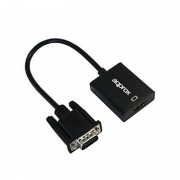 HDMI-VGA Audio Adapter approx! APPC25 3,5 mm Micro USB 20 cm 720p/1080i/1080p