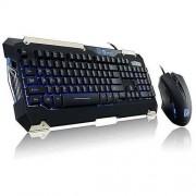 Kit Tastatura si Mouse Tt eSPORTS Commander Gaming Gear Combo