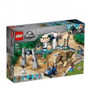 Конструктор Лего Джурасик Свят - Нападение на трицератопс, LEGO Jurassic World, 75937