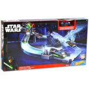 Hot Wheels Set pista Star Wars Throne Room Raceway