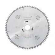 Disc fierastrau circular Metabo Professional Ø216x2,4x30 mm 60 dinti