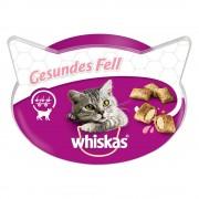 72g Whiskas Healthy Coat snacks gatos