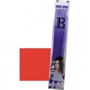 Balmain Fill-In Extensions Straight Fantasy Fiber Hair Red
