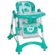 Столче за хранене Elite - Buddies Aquamarine, Lorelli, 075390