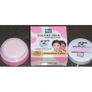 YOKO YOGURT MILK FACE WHITENING CREAM WHITENS SKIN REMOVE BLEMISHES SPOTS.