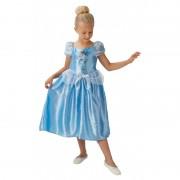 Costum fetite Fairytale Cinderella, marime M, 5-6 ani