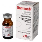 DORMIUN V (CLORIDRATO DE DETOMIDINA) - 5ml