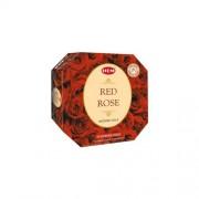 Hem Wierook Spiralen Red Rose