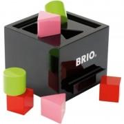 BRIO Baby - 30144 Plocklåda Svart One Size