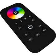 Colour touch 4W RGB Remote - 4 Zone RF RGB Remote Control