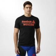 Мужчины- Футболка Moscow Speedwick