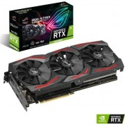 Placa video ASUS GeForce RTX 2060 SUPER ROG STRIX EVO GAMING O8G , 8GB , GDDR6 , 256-bit