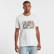 Snap Goes My Cap mens all that t-shirt White/Black