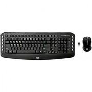 Hp Wireless Multimedia Keyboard Mouse (Lowest Price On Shopclues)