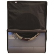 Dreamcare dustproof and waterproof washing machine cover for front load 8 KG_Samsung_WD90K6410OX_Darkgrey