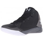 Under Armour Men's Torch Fade Shoes, Black/Graphite, 13 D(M) US