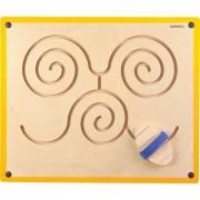Aplicatie de perete Fluture Beleduc, lemn, 3 ani+