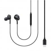 Samsung Słuchawki AKG Type-C Czarne (EO-IC100BBEGEU)