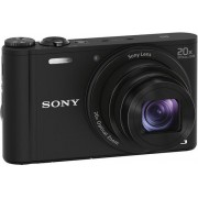Digitalni fotoaparat Sony DSC-WX350B crni/ 18Mp/ 20x zoom