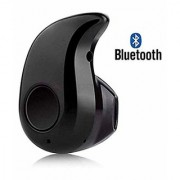 SellnShip Bluetooth Earphone Hands-Free Earbuds Headset Kaju S530 Earphones with Mic for iOS Android mobile (Black)