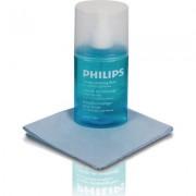 Philips почистващ комплект за LCD/LED/Plasma дисплей Eco-friendly - спрей+кърпичка
