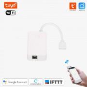 WiFi inteligentný Diaľkový ovládač pre LED pás Tuya Smart Life