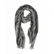 Accessory Street Scarf: Black Accessories