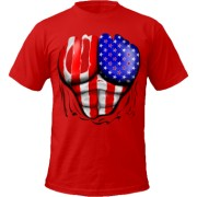 Tricou American Muscle
