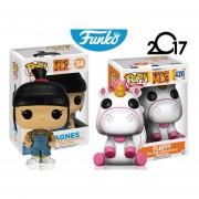 Fluffy Y Agnes Funko Pop Pelicula Mi Villano Favorito ENVIO GRATIS