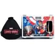 Official Marvel Civil War (Captain America/Iron Man) Super Soldier Vs Shellhead Virtual Reality Viewer