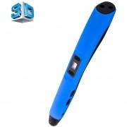 F20 Gen 4 La Impresión En 3D Pluma Con Pantalla LCD (azul)