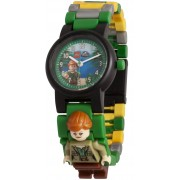 ClicTime LEGO Jurassic World - Claire Minifigure Link Buildable Watch