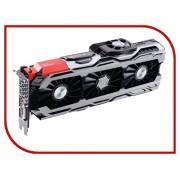 Видеокарта Inno3D iChill GeForce GTX 1080 1759Mhz PCI-E 3.0 8192Mb 10400Mhz 256 bit DVI HDMI HDCP X4 C108V4-2SDN-P6DNX