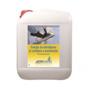 Solutie de curatare si intretinere ceramica portelanata AlpinChemie 5 l