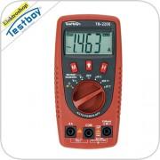 Testboy 2200 multimeter spanning stroom